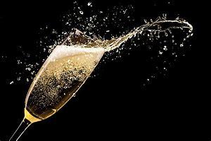 Quand le champagne va, tout va !