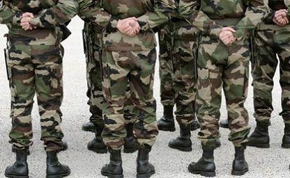 SAISON 2021 : privatisation du ROURET pour l'armée
