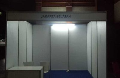 Partisi Event, Sewa Partisi R8    Stand R8