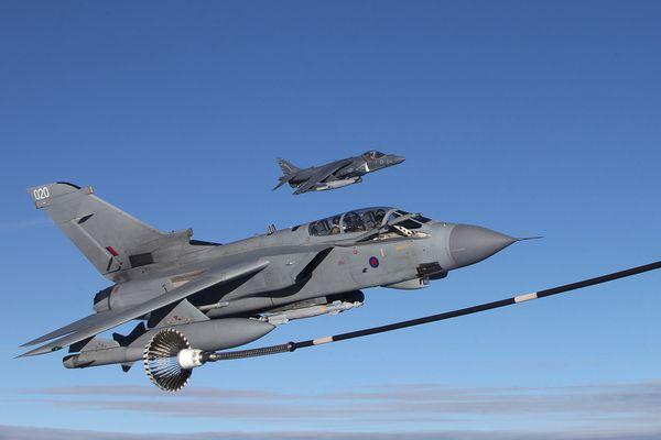 Le Royaume-Uni a effectué plus de 150 frappes aériennes contre l'Etat Islamique