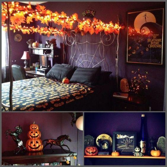 Halloween : Comment décorer ma chambre ?