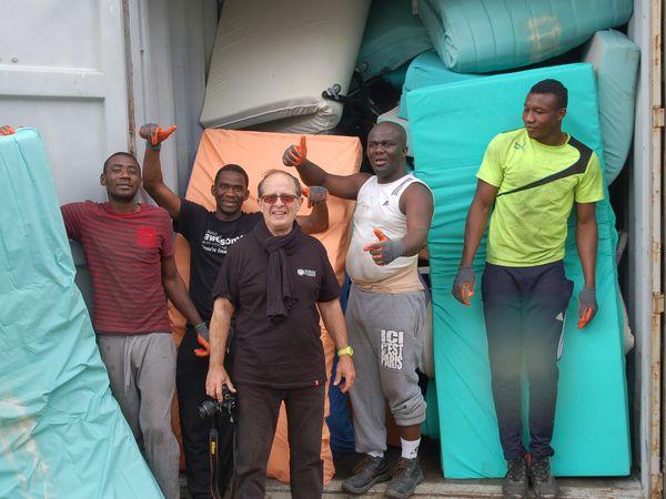 Notre action en République du Congo