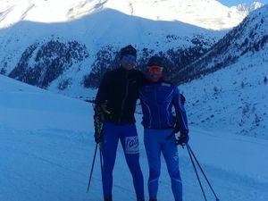 Stage de ski au comité Lyonnais-Pays de l'AIN à LIVIGNO (Italie)