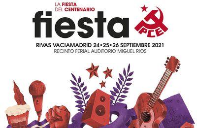 Le Festival du PCE revient en 2021 pour célébrer le centenaire du parti.