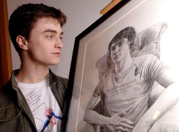 Album - Daniel Radcliffe (Harry Potter)