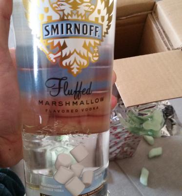 Anniversaire :) Marshmallow ! !