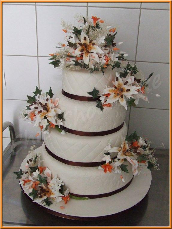 Photos réalisations de Cake Design.
