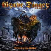 """CD review GRAVE DIGGER """"Return of the reaper"""" - Markus' Heavy Music Blog"""