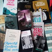 Objectif lecture #10 - mai 2018