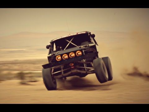 Camburg Racing 2013 Best in the Desert Silver State 300 test session