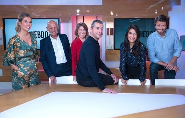 « C l'hebdo » avec Elizabeth Lévy et Nathacha Polony samedi sur France 5