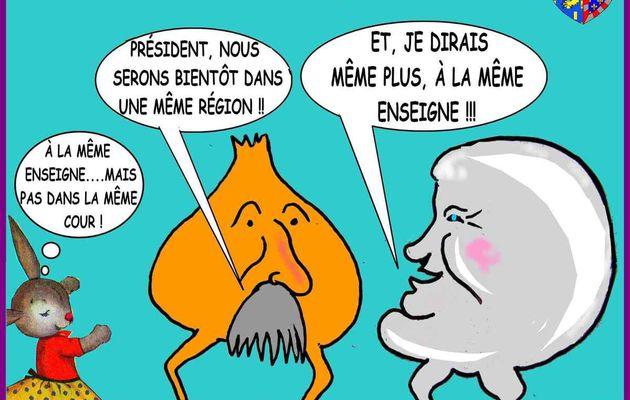 VIES PARALLÈLES (1) : DEUX VILLES ET LEURS MAIRES - du 10 AVRIL 2015 (J+2305 après le vote négatif fondateur)