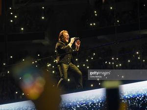 U2 -Atlanta  Etats-Unis 28/05/2018 Infinite Energy