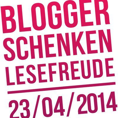 Blogger schenken Lesefreude… auch in 2014