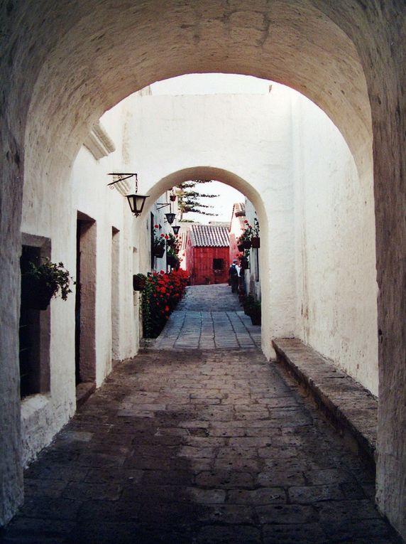 Album photos - Pérou 2001