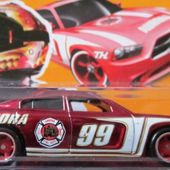 11 DODGE CHARGER R/T HOT WHEELS 1/64 - DODGE CHARGER 2011 - car-collector.net