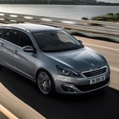 Peugeot 308 SW...l'anti Golf! - FranceAuto-actu - actualité automobile régionale et internationale