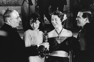 Luise Rainer: a life in clips