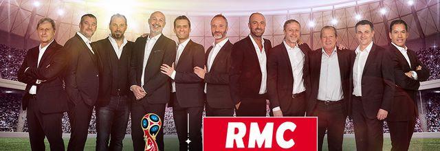 Coup d'envoi du dispositif « Intégrale Coupe du Monde de la FIFA Russie 2018 » ce jeudi sur RMC