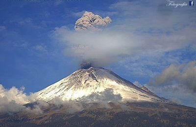 Review of the volcano-planet  and its turbulences.