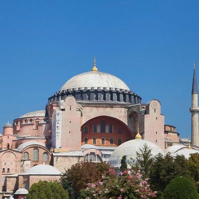Hagia Sophia: A Conversation with Historian E. Copeaux (April 2020)