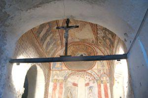 L'église de Pignols: