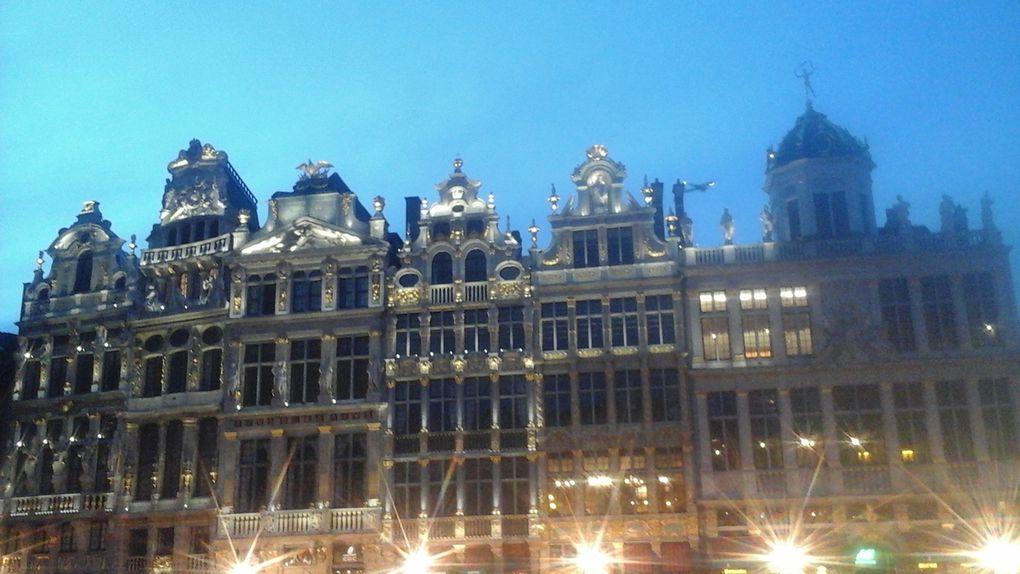 Bruxelles, notre dernière étape belge