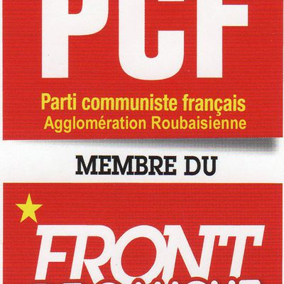 PCF Section de Roubaix