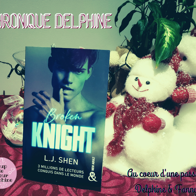 Chronique Delphine : Broken Knight de L.J. Shen chez Harlequin Collection &H