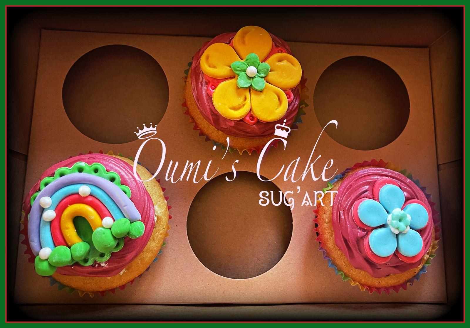 Cupcakes 🧁 Trolls 🌈