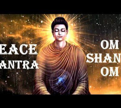 PEACE MANTRA : OM SHANTI OM  - MORNING MEDITATION : CALLING THE GODS : VERY POWERFUL !