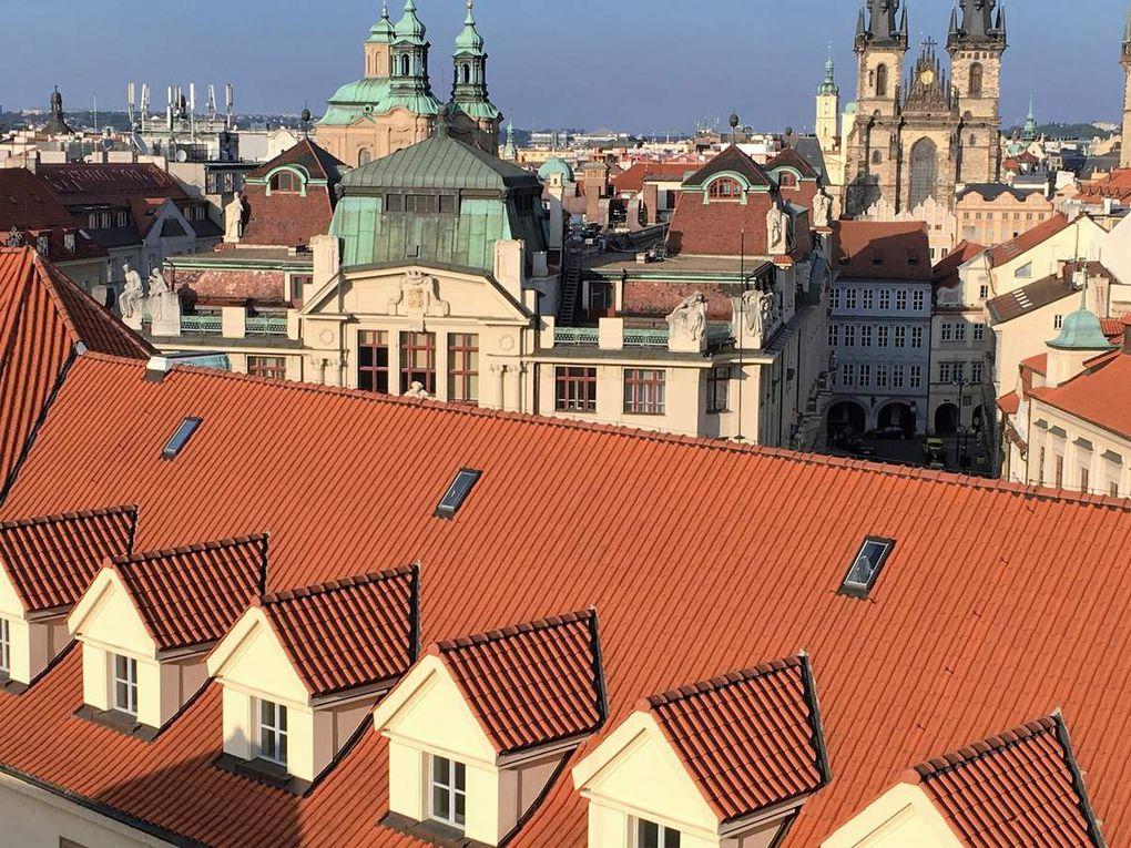 Le ciel de Prague