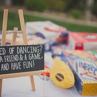6 Wedding Reception Game Ideas Your Guests Will Love