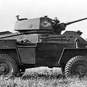 Humber Armoured Car Mk IV - Histoire, fiche technique et photos