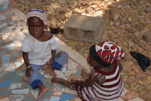 Hôpital de Nanoro héberge le CREN. Cela facilite la prise en charge des enfants en état de malnutrition sévère.