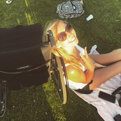 Lettre d'une paraplégique à son fauteuil