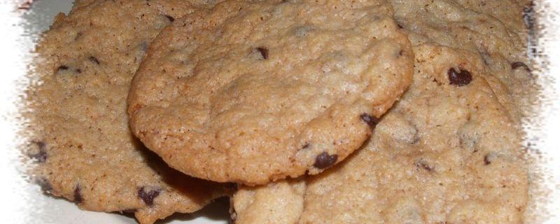 Cookies et smoothie éxotique