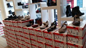 Nouvelle collection Chaussures RIEKER