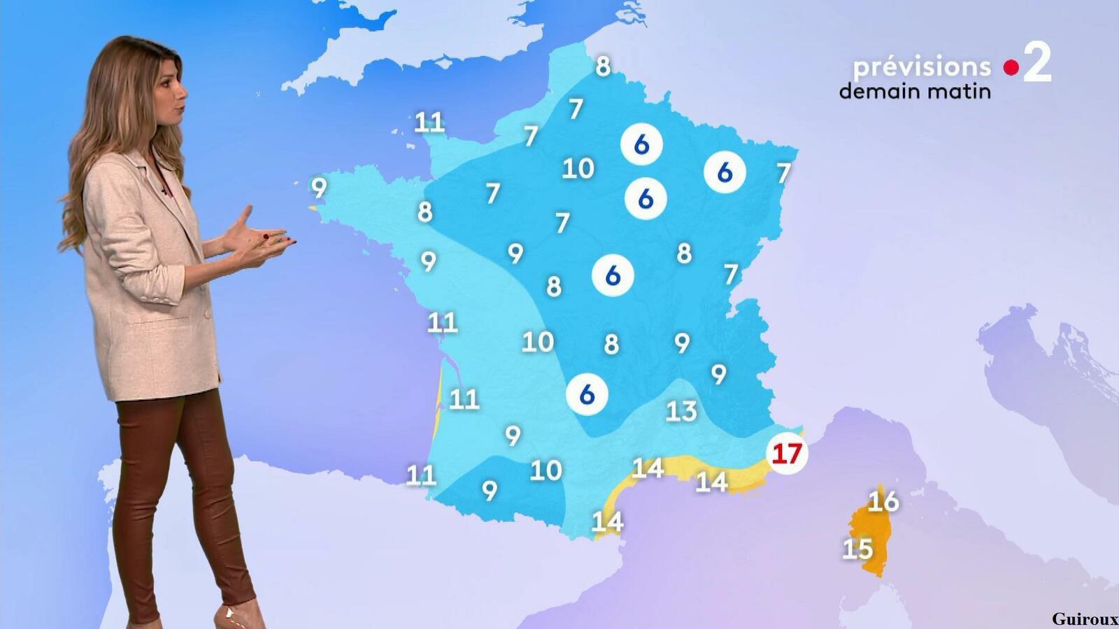 Chloé Nabédian 21/09/2021 Journaux météo du midi