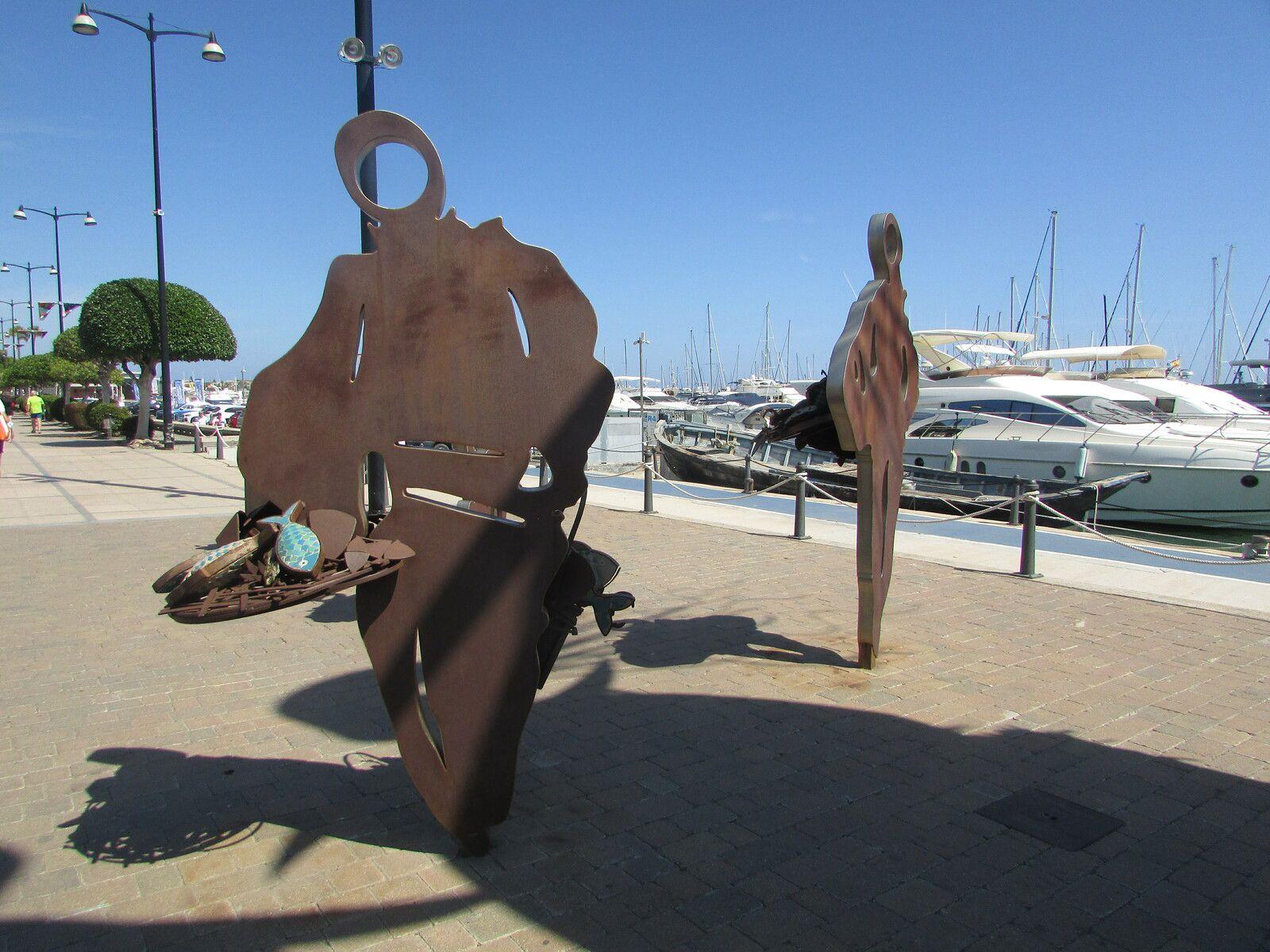 A plat et en relief, de Valence à Valencia