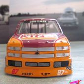 CHEVROLET C1500 PICK UP FAST FOOD BURGER KING QUARTZO 1/43 - car-collector.net