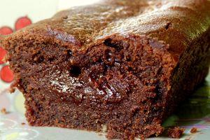 Cakounet au chocolat de Philippe...Conticini