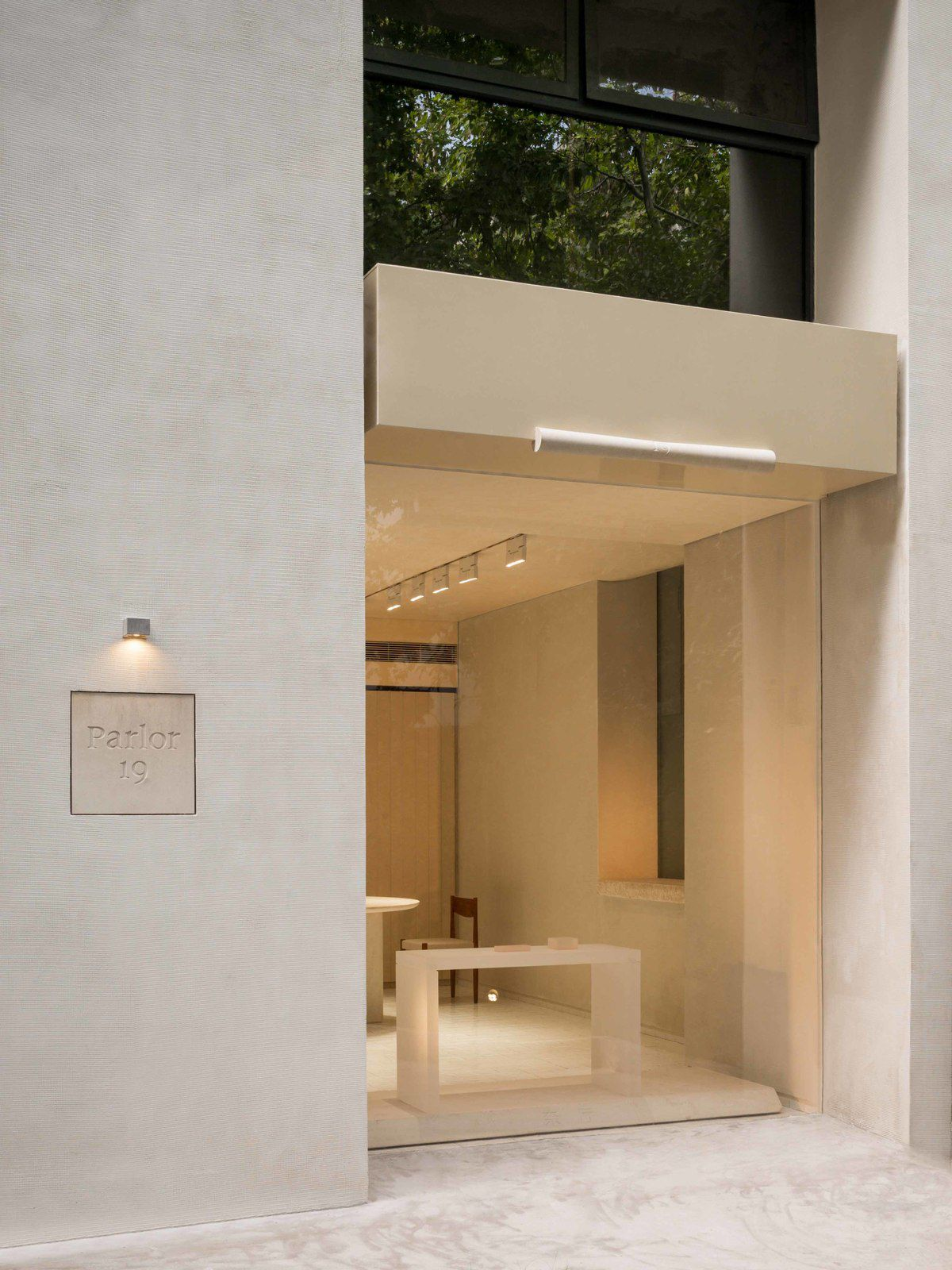 PARLOR19 JEWELRY SHOP IN CHINA, DESIGNED BY SAY ARCHITECTS