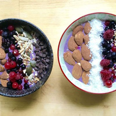 Smoothie bowl et Pilates : le combo parfait!