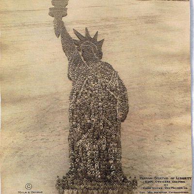 Pays Etrangers - L'Amérique - Une photo extraordinaire
