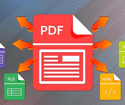 Comment convertir ses fichiers et sites web au format pdf ?