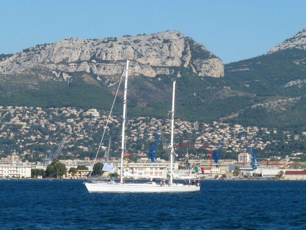 ORSA MAGGIORE, voilier de la marine Italienne