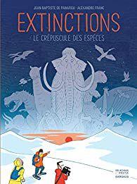 Extinction : le crépuscule des espèces / Jean-Baptiste de Panafieu - Dargaud