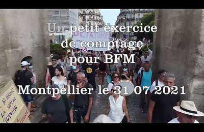 Montpellier le 31 07 21 en TGV !