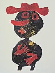 JEAN DUBUFFET EXPOSE A ALES